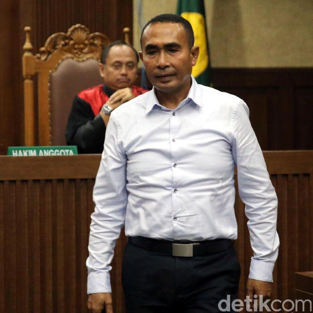 Bupati Samsu Umar Penyuap Akil Mochtar Dieksekusi ke Sukamiskin