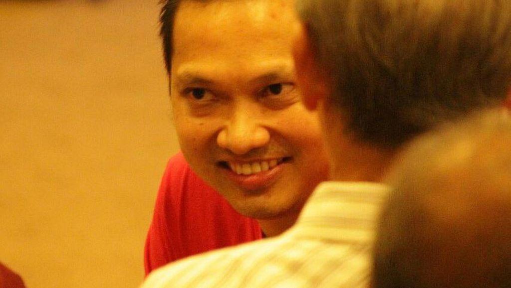 Juara Dunia Bulutangkis Hariyanto Arbi Daftar Caleg PSI