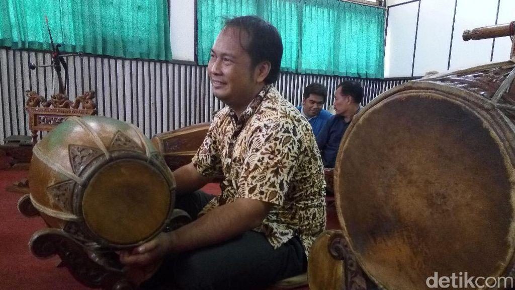 Ini Guntur Sulistiyono, Penata Musik Pernikahan Kahiyang Jokowi