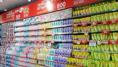 Promo Perlengkapan Mandi di Baby Fair Transmart Carrefour