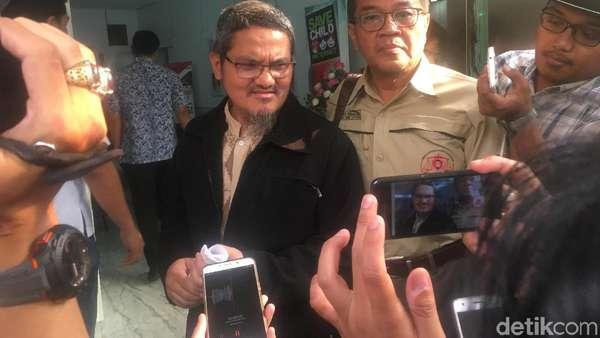 Polisi: Jonru akan Ditahan Malam Ini
