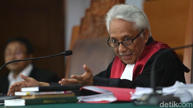 3 Poin Dugaan Pelanggaran Kode Etik Hakim Cepi