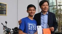 Naik Motor 16 Jam dari Solo Demi Ketemu Bos Xiaomi