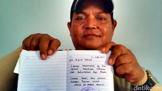 Ismail bersepeda selama 28 tahun keliling Indonesia