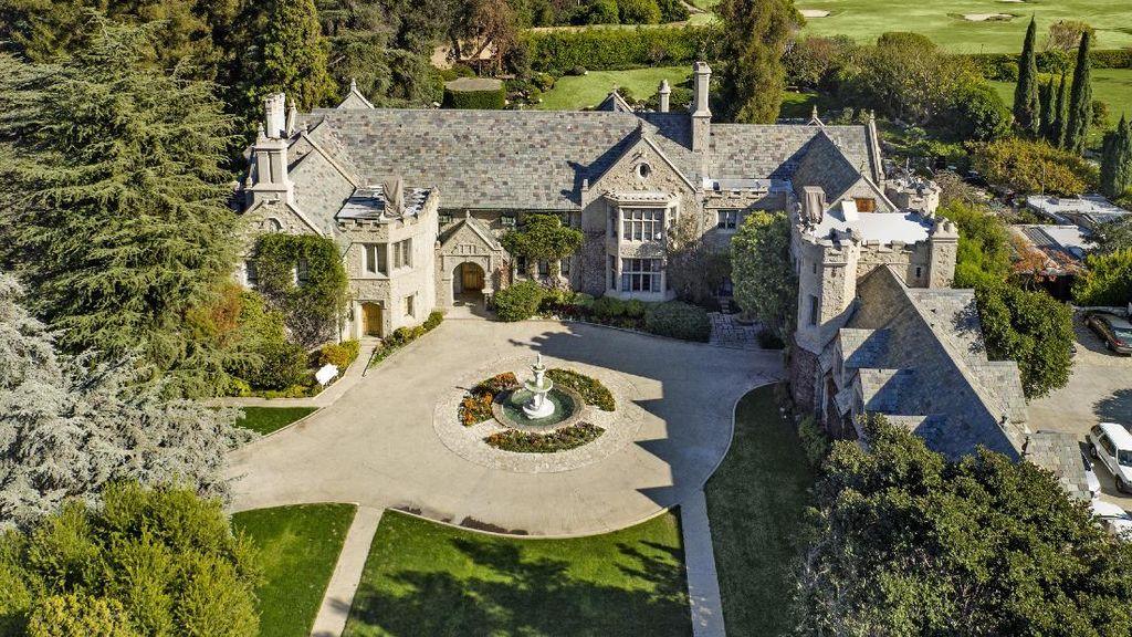 Playboy Mansion, Properti Mewah Warisan Hugh Hefner