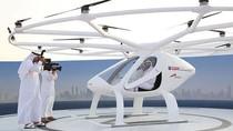 Foto: Penampakan Taksi Terbang di Dubai