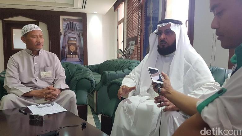 Cerita dan Pujian Pengelola Masjid Nabawi ke Jemaah Haji Indonesia