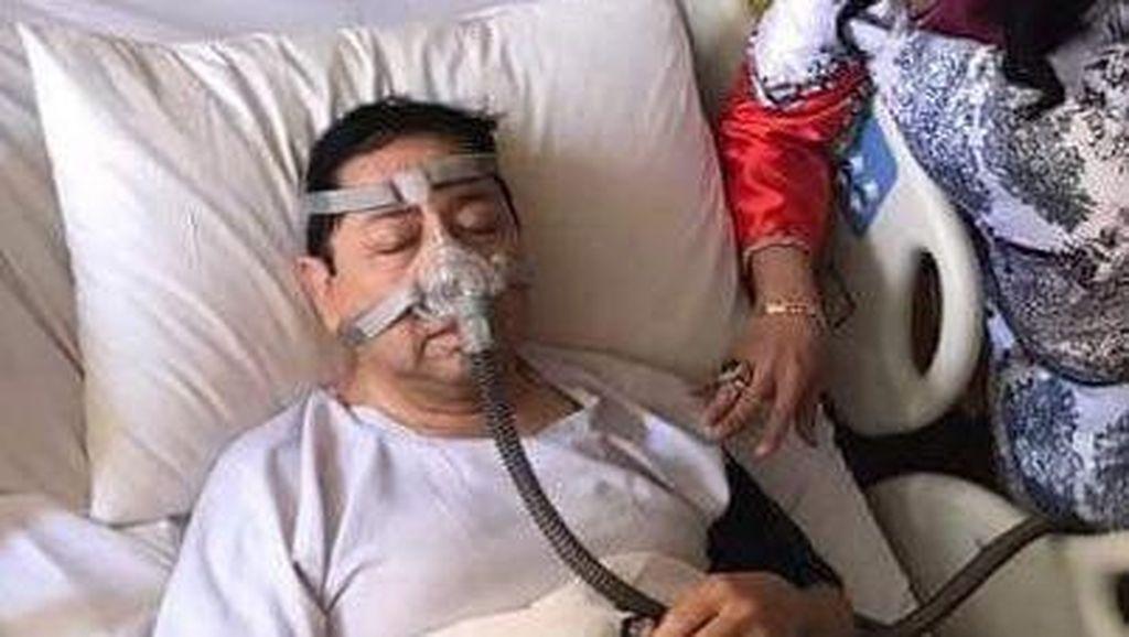 Pesan Penting tentang Tidur di Balik Heboh Sungkup Oksigen Setya Novanto