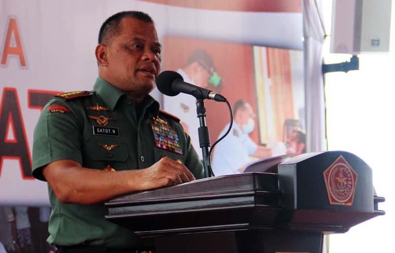 Jelang Pensiun, Jenderal Gatot akan Pimpin Rapim TNI di Atas Kapal
