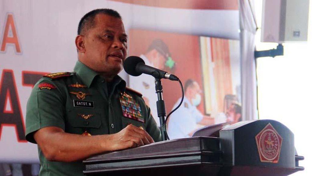 TNI: Panglima Pergi ke AS Atas Perintah Presiden Jokowi