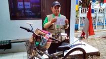 Keliling Indonesia, Ismail Kumpulkan 3,9 Juta Tanda Tangan