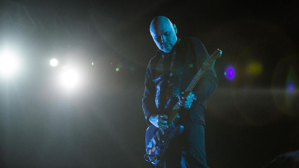 Billy Corgan Bocorkan 8 Lagu Baru Smashing Pumpkins