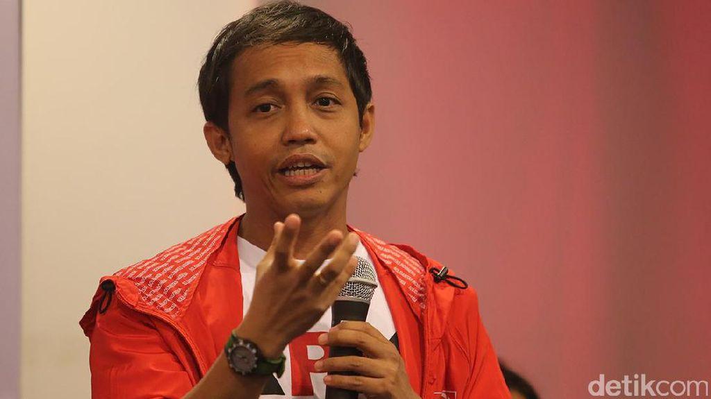 Beri Dukungan ke Ananda Sukarlan, Sekjen PSI: Dia Kader Kami