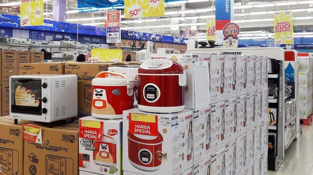 Buat Anak Kos, Ada Promo Rice Cooker di Transmart danCarrefour