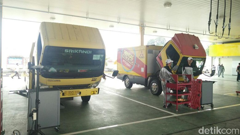 Mitsubishi Fuso Mau Bangun R&D di Indonesia?