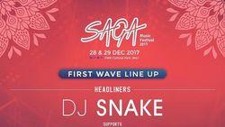 SAGA Music Festival Digelar Desember di Bali