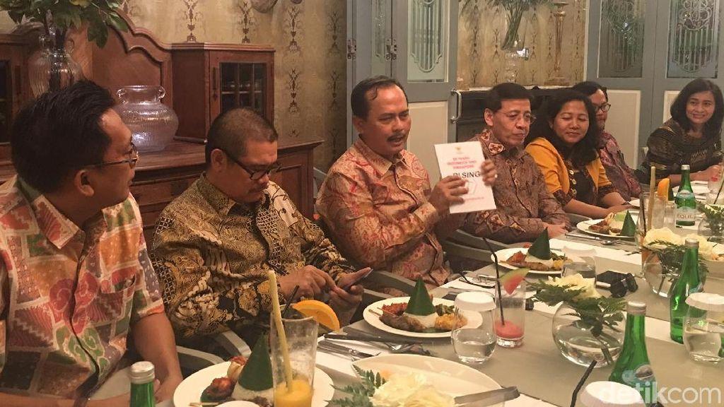 Dubes RI Ingin Hubungan Bilateral dengan Singapura Ditingkatkan