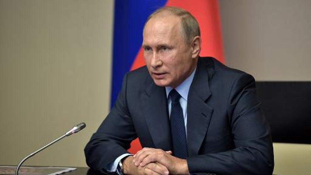 Presiden Putin: Manusia Super Sudah di Depan Mata
