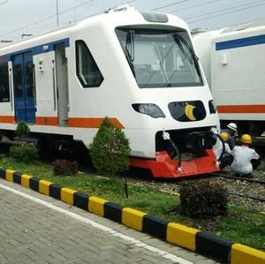 Kereta Bandara Soekarno-Hatta Gratis Selama Uji Coba