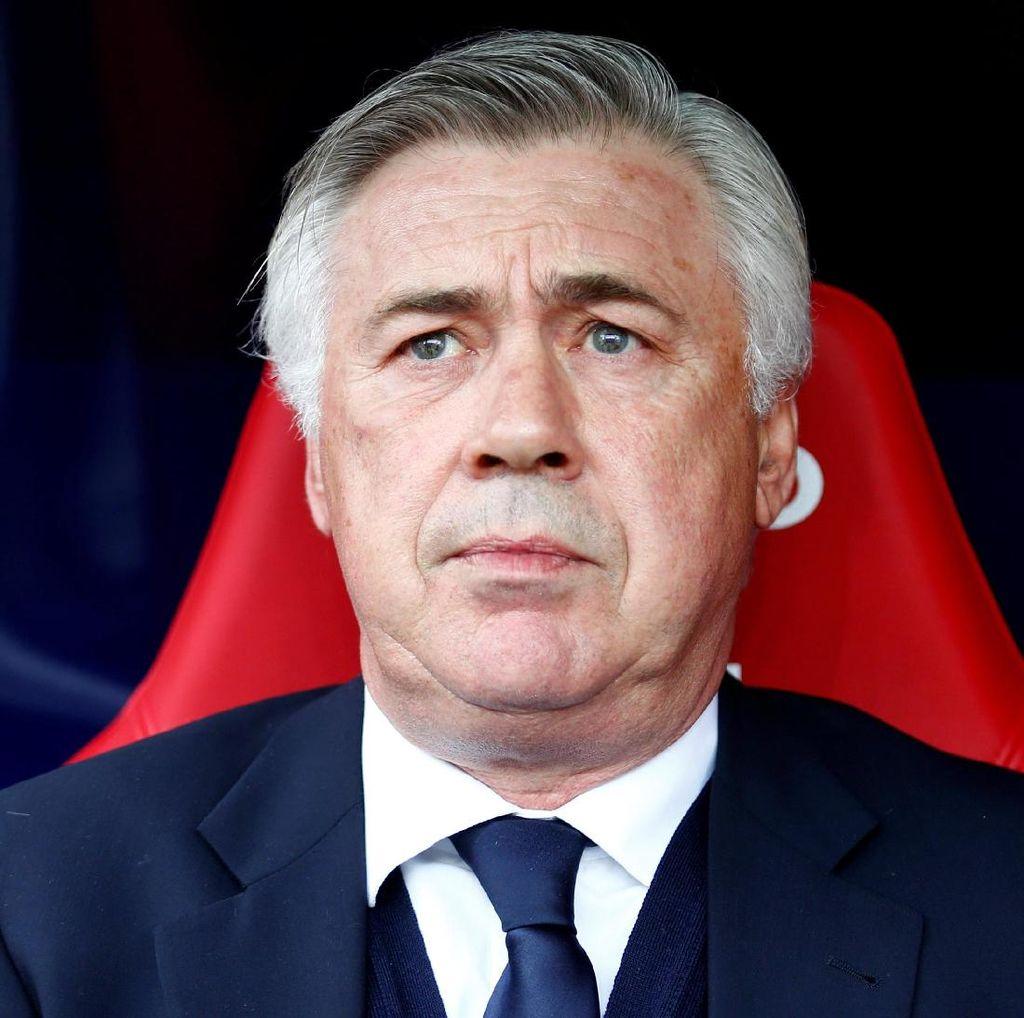 Ditanya soal Kans Latih Timnas Italia, Ini Jawaban Ancelotti