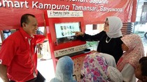 Desa di Kaki Gunung Ijen ini Dilengkapi Perpustakaan Digital