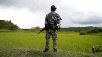 Militan Rohingya Serang Kendaraan Militer Myanmar di Rakhine