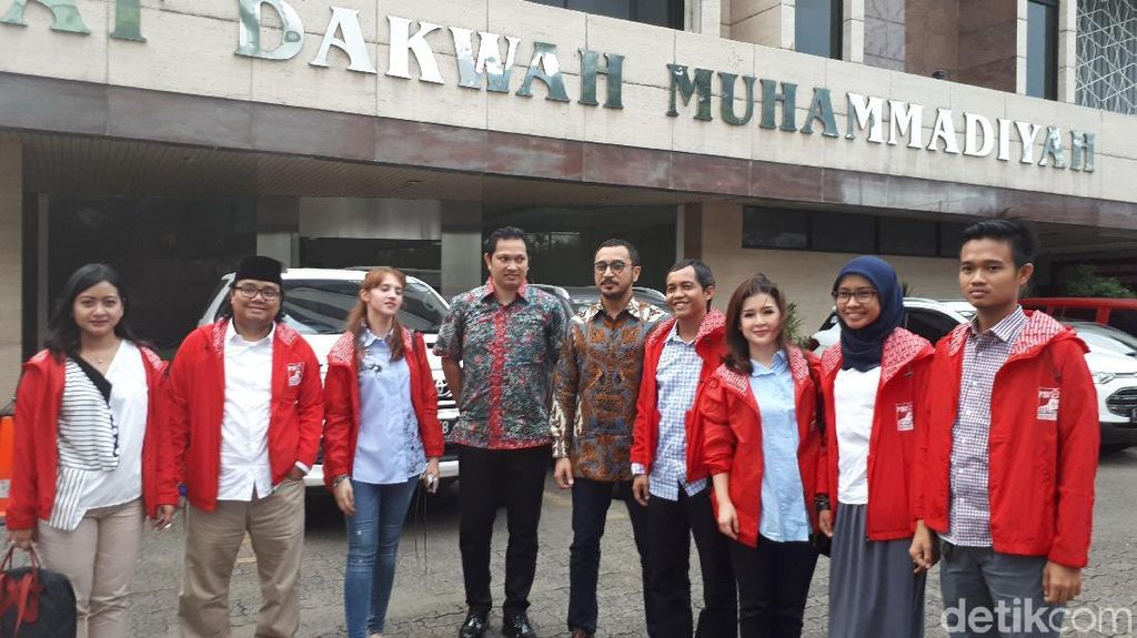 Datangi Muhammadiyah, PSI Ajak Kader-kader Terjun ke Dunia Politik