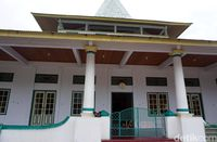 Masjid Kesultanan Bacan (Wahyu/detikTravel)