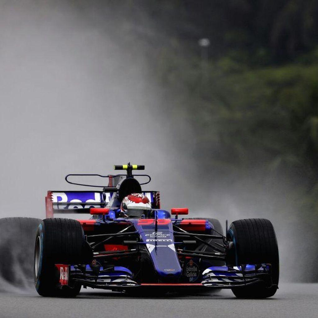 Ini Hasil Sean di Free Practice I GP Malaysia