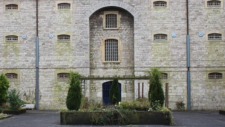 Foto: Inilah bekas penjara yang disebut-sebut paling horor di Inggris (Shepton Mallet Prison)