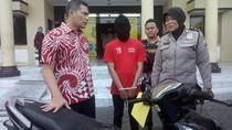 Polisi Tuntaskan Kasus Penjambretan Anak Kembar di Pakal