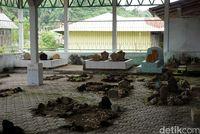 Kompleks Pemakaman Keluarga Sultan Bacan (Wahyu/detikTravel)
