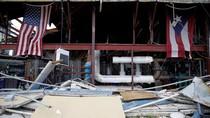 Lamban Tangani Korban Badai Maria, Trump Dikritik Warga Puerto Rico