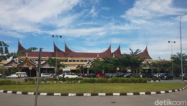 Bandara Internasional Minangkabau (Randy/detikTravel)