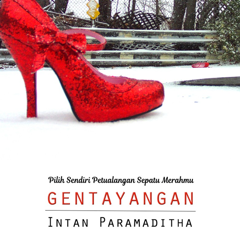 Novel Gentayangan Intan Paramaditha Terbit Hari Ini