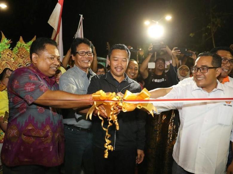 Menpora Tutup Kejurnas Petanque 2017