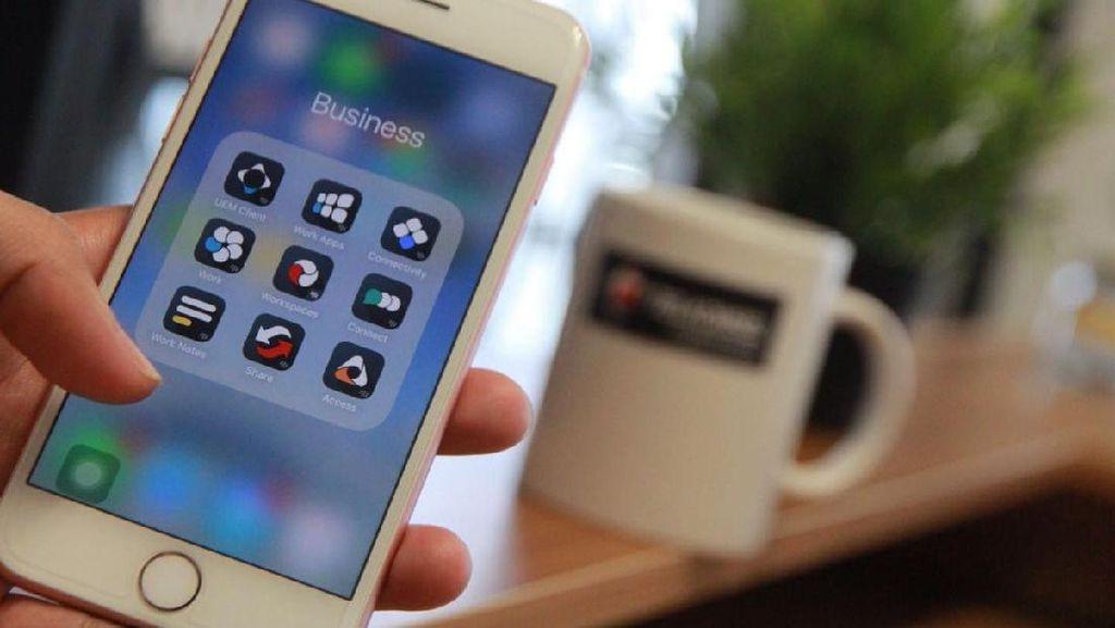 Banyak Serangan Cyber, Telkomsel Gandeng BlackBerry