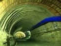 Mengintip Terowongn yang Tembus Gunung Banyumas Hingga Perut Jakarta