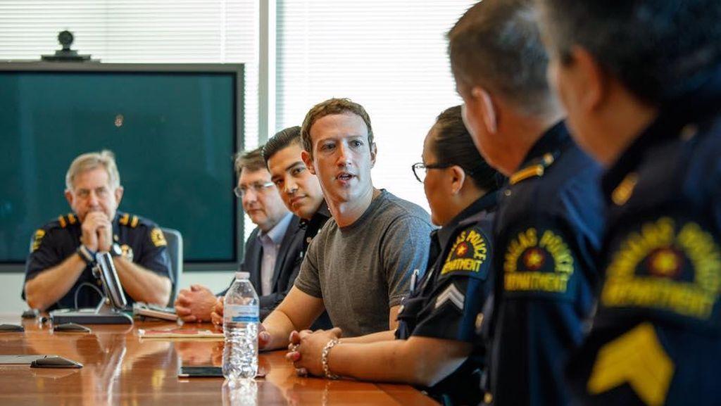 Keliling AS, Zuckerberg Sedih Lihat Kenyataan Ini