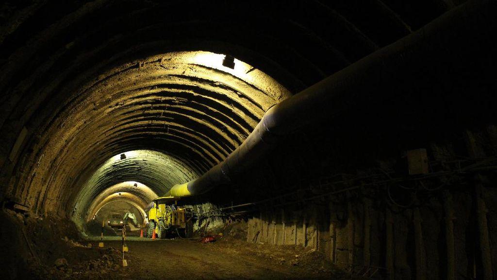 Ternyata Indonesia Punya Banyak Terowongan Kereta Lho, Ini Daftarnya