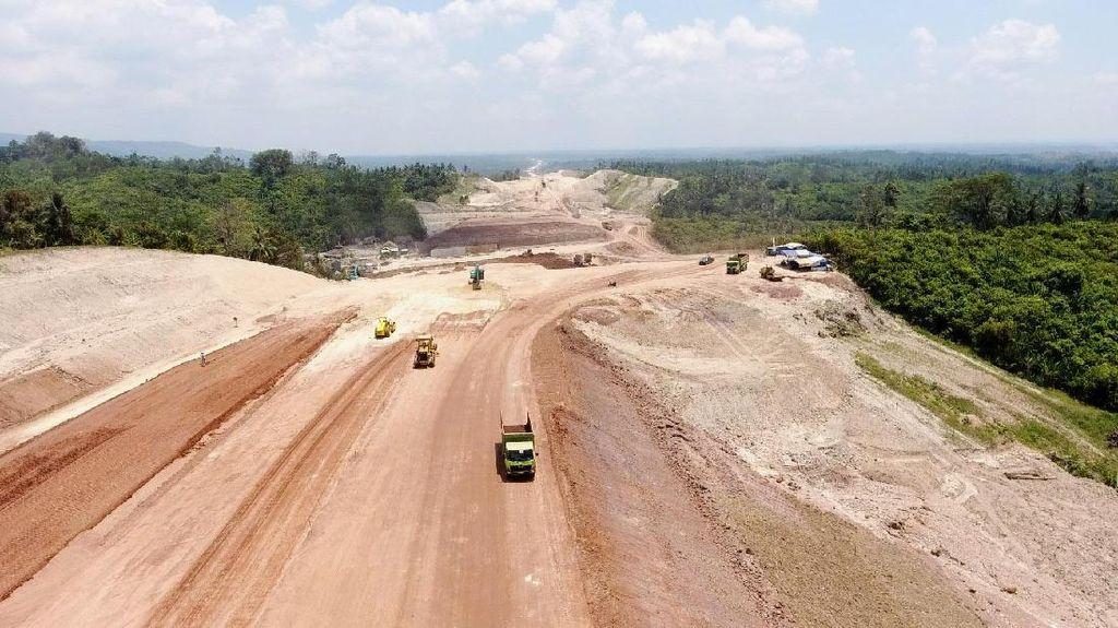 Proyek Strategis Jokowi yang Pakai APBN Nilainya Rp 422 T