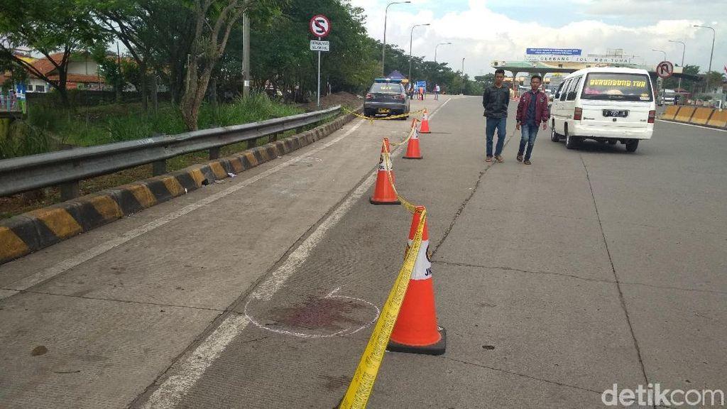Sopir Ojek Online di Bandung Tidak Sengaja Ditembak Polisi