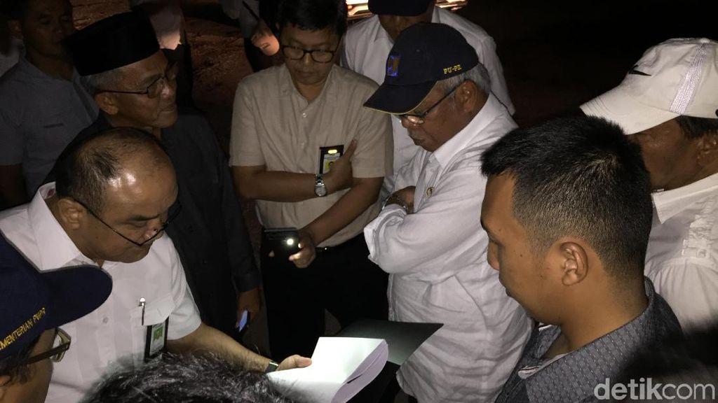 Kisah Menteri PUPR Rapat Gelap-gelapan Bahas Infrastruktur Tarakan