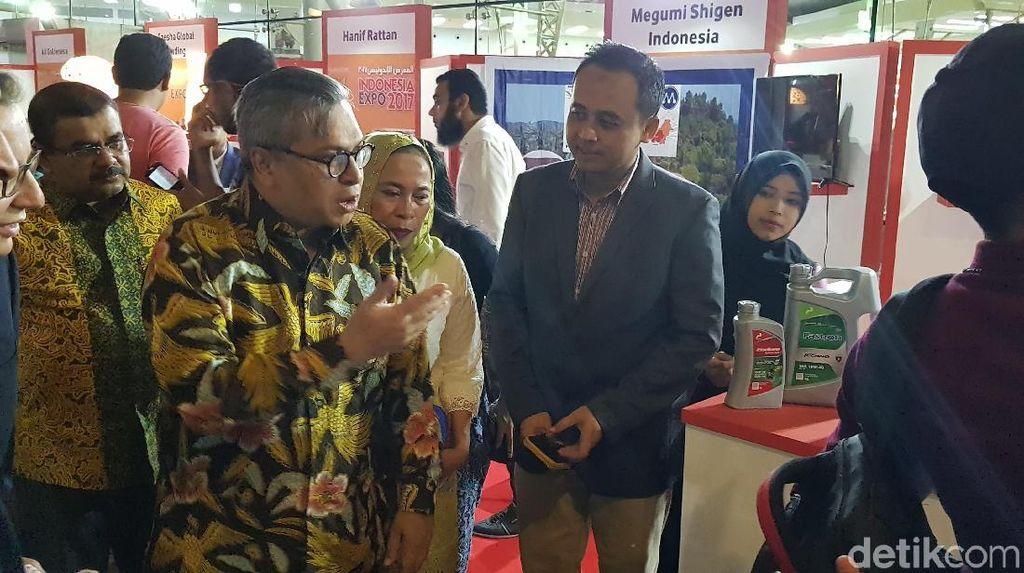 Produsen Pelumas Indonesia Tembus Pasar Mesir