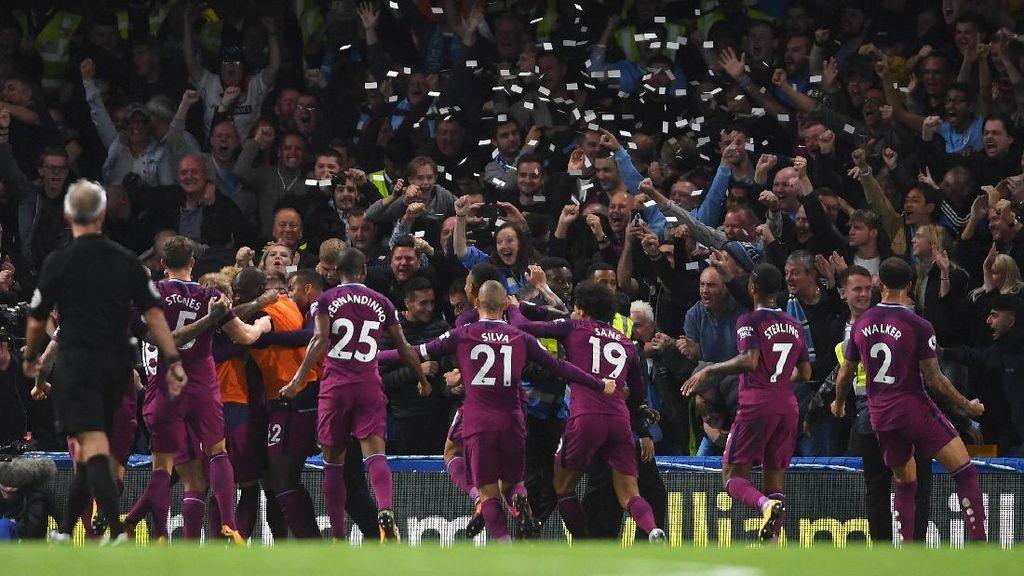 Kemenangan City untuk Mendy