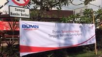 Telkom Mitigasi Infrastruktur Telekomunikasi Antisipasi Gunung Agung Meletus