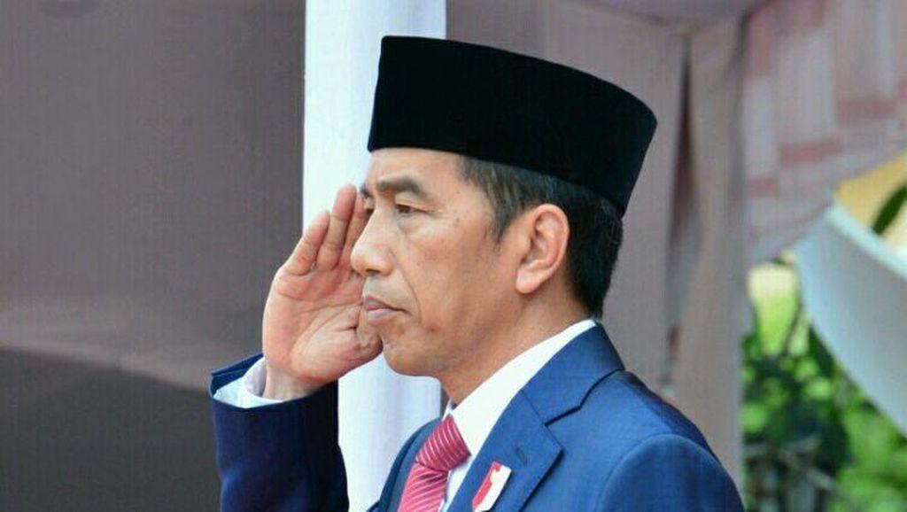 Jokowi Ajak Barista dan Pemilik Kedai Ngopi di Istana Bogor