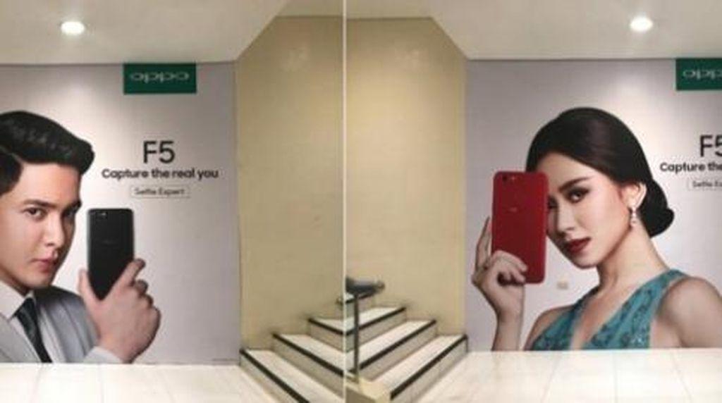 Oppo Pastikan F5 Mendarat di Indonesia, Kapan?