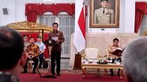 5 Peringatan Jokowi Sang Panglima Tertinggi ke Para Menteri