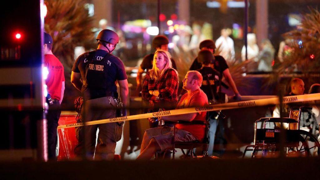 Ada Penembakan Brutal, Pentolan Teknologi Berduka